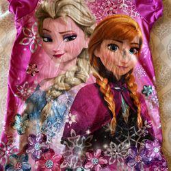 Disney Frozen Pajama Gown  Thumbnail