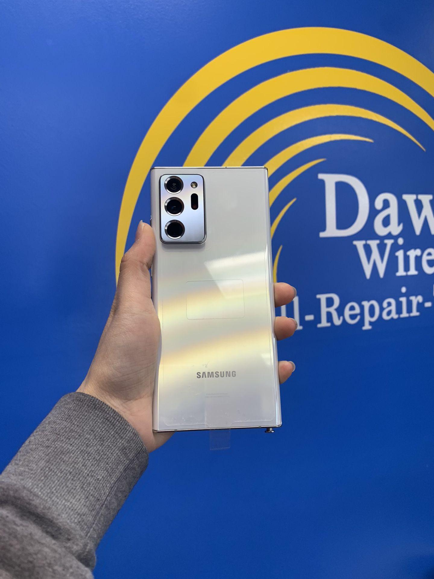 Samsung Galaxy Note 20 Ultra Unlocked
