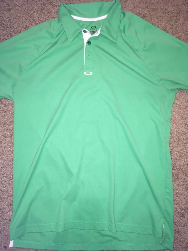 Oakley Dry Fit Polo Shirt For Sale In San Antonio Tx