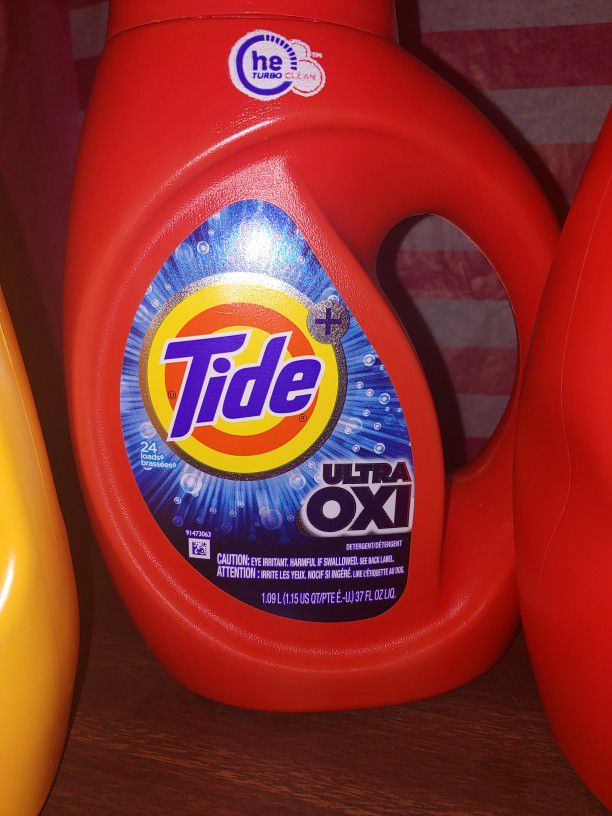 tide / arm and hammer PENDING PICK UP