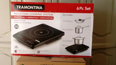 Induction cooking system Thumbnail