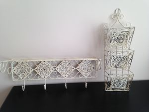 Set of matching wall shelves for Sale in Sterling, VA