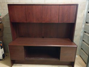 Wood cabinet for Sale in Springfield, VA