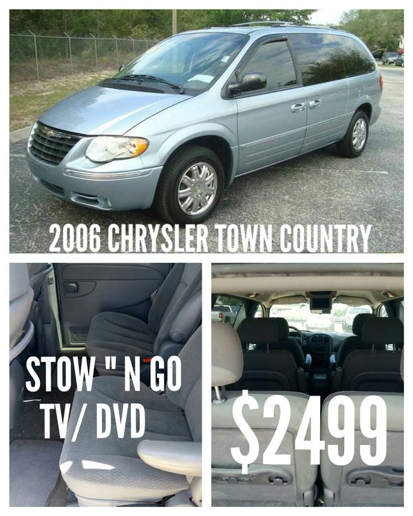 2006 chrysler town country problems