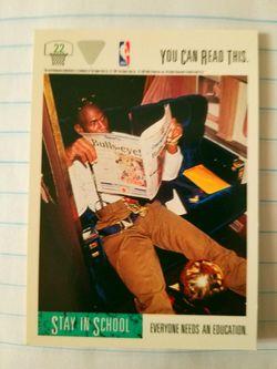 3 EACH Michael Jordan Trading Card In Plastic Pack Thumbnail