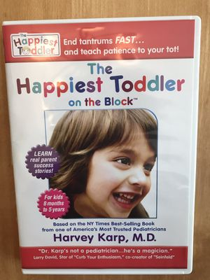 Happiest Toddler on the Block DVD for Sale in Altamonte Springs, FL