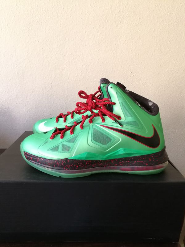 746a062837f Nike lebron X. Size 11.5 for Sale in Pittsburgh