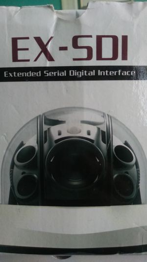 Security cameras EX-SDI for Sale in San Francisco, CA