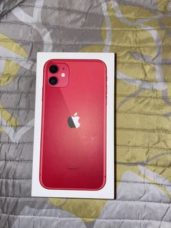 iPhone 11 red 64 has been in use for less then 9 months Thumbnail