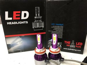 880 led headlights starting at 25$ hablamos espanol for Sale in Los Angeles, CA