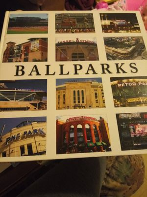 Ballparks Collectable Book for Sale in Hollidaysburg, PA