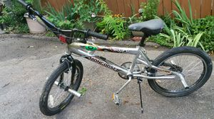 "Mongoose BMX Hoop D 20"" steel bicycle for Sale in Midlothian, VA"