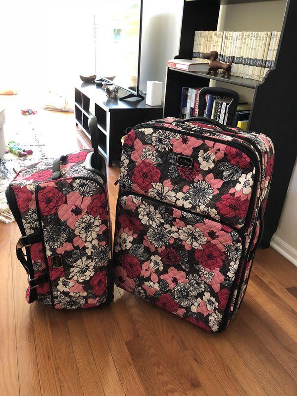 db53b77ad5 Vera Bradley Luggage Set for Sale in Fairfield