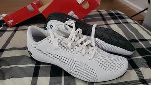 White Puma BMW Shoes for Sale in Warrenton, VA