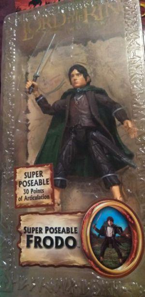LOTR: TOTT; Super Poseable Frodo for Sale in Orlando, FL