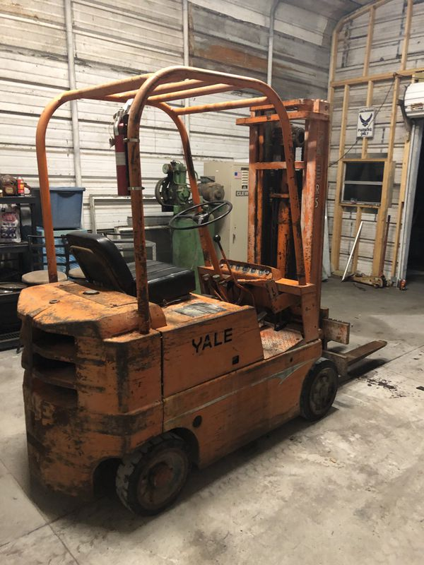 Yale forklift for Sale in Tampa, FL - OfferUp