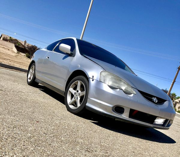 2002 Acura RSX Clean Title, Tags TIL Next Year, Spoiler