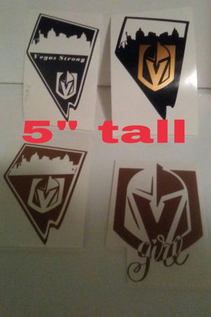 Vgk decals for Sale in Henderson, NV