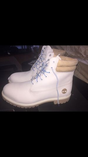 "Timberland sz 11.5 ""cookies and milk"" for Sale in Richmond, VA"