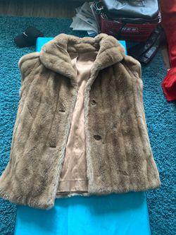 Faux fur small coat Thumbnail