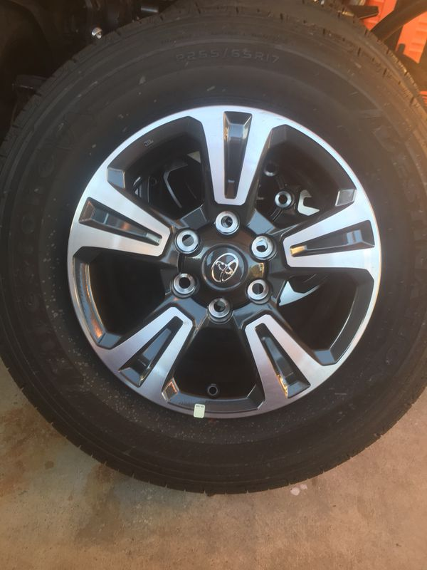 Gmc Tires Roanoke Rapids >> 265 65 R17 Wheels & Tires. 6x5.5 for Sale in Lynnwood, WA - OfferUp