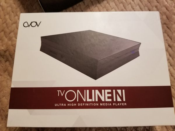 AVOV TV Online N Streaming Box 4K for Sale in Palm Harbor, FL - OfferUp