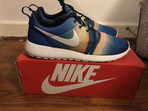 4ba86009f1e4 ... ireland nike rosherun sunset sunrise size 10.5 clothing shoes in  anderson sc offerup 262f2 6f1ab