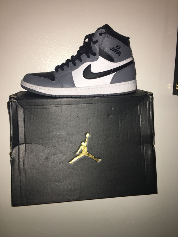 cheap for discount 86af6 7ccf9 Jordan 1 Retro High Rare Air Cool Grey