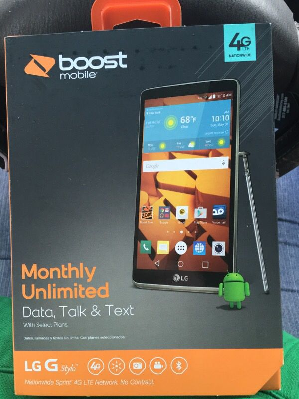 Boost Mobile Lg G Stylo for Sale in Indianapolis, IN - OfferUp