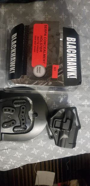 Black hawk holster m&p shield 40 cal for Sale in Washington, DC