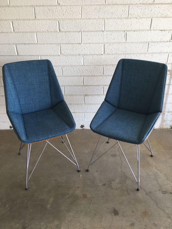 Vintage 1980 S Mid Century Modern Styled Chairs For In Phoenix Az Offerup