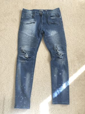 Edison Jeans Size 34x32 Skinny Fit for Sale in Washington, DC