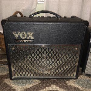 Vox Valvetronix Electric Guitar Amplifier for Sale in Apopka, FL