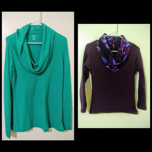 New, Falling neck winter tops for Sale in Fairfax, VA