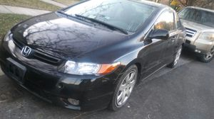 2008 Honda civic 2doors for Sale in Washington, DC