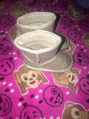 toddler girls glitter boots size 6 for Sale in Washington, DC