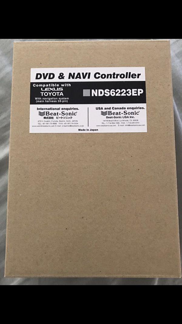 Beat Sonic DVD NAV Bypass NDS6223EP for Sale in Boynton Beach, FL - OfferUp