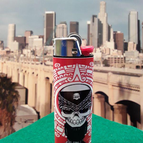 Bandana Skull Bic Lighter for Sale in Anaheim, CA - OfferUp