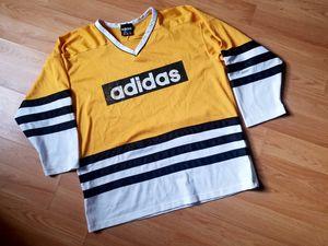 Vintage Adidas Box Logo Hockey Jersey for Sale in Washington, DC