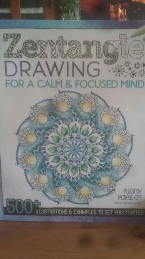 Zentangle Drawing by Suzanne McNeill NEW for Sale in Salt Lake City, UT