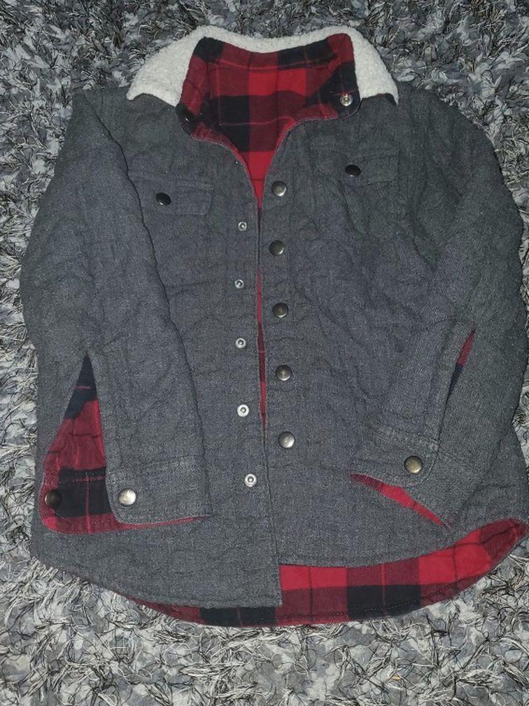 Double Size Jacket 8/10