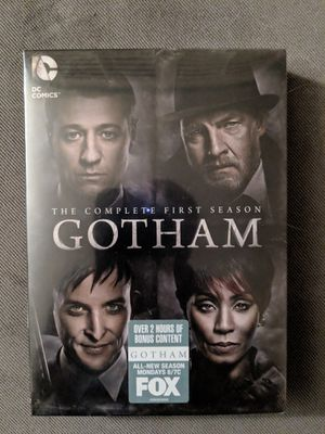Gotham Season 1 DVD Set for Sale in Silver Spring, MD