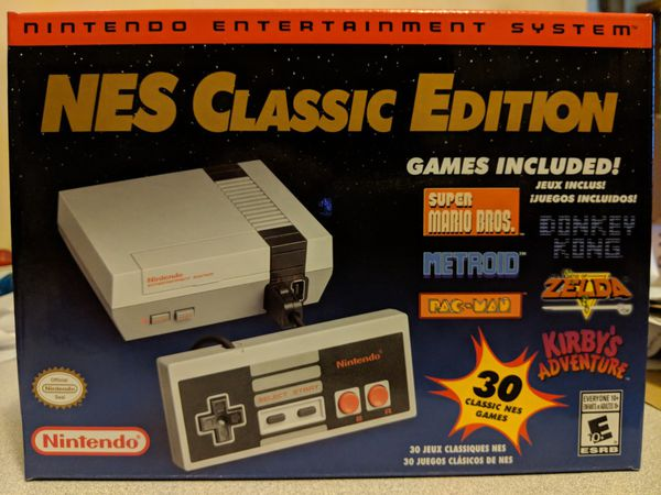 Nes Classic 90 For Sale In Elmhurst Il Offerup