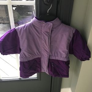 Girls size 4/5 purple coat for Sale in Sully Station, VA