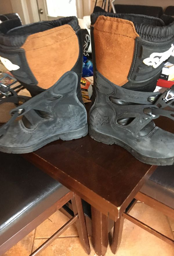 the latest 1a1e1 d8d32 Fox boots comp 3! Chest protector ! Complete monster energy drink racing  gear for Sale in Lake Worth, FL - OfferUp