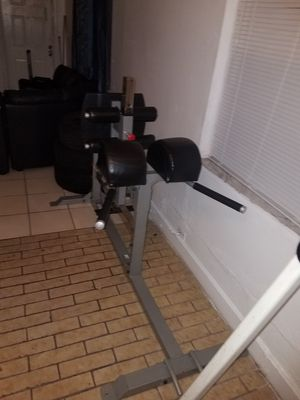 Combination of work out equipments for Sale in Pompano Beach, FL