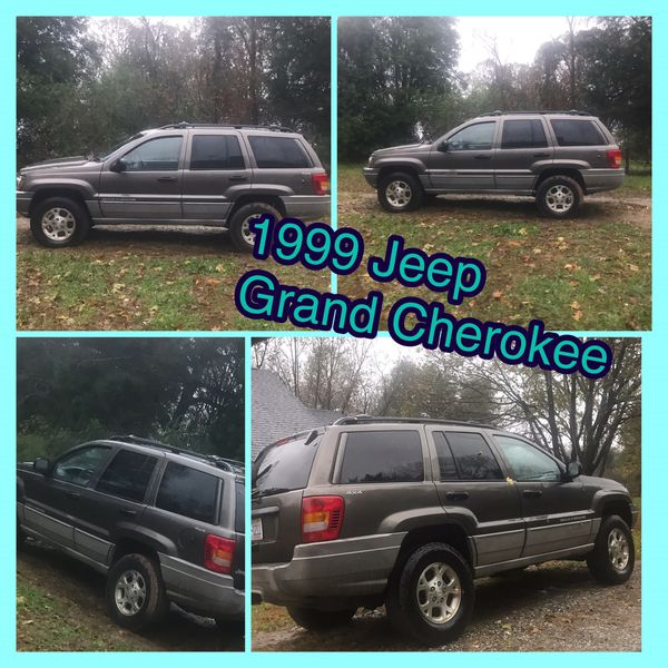 For Sale Jeep Grand Cherokee 1999 For Sale In Kernersville