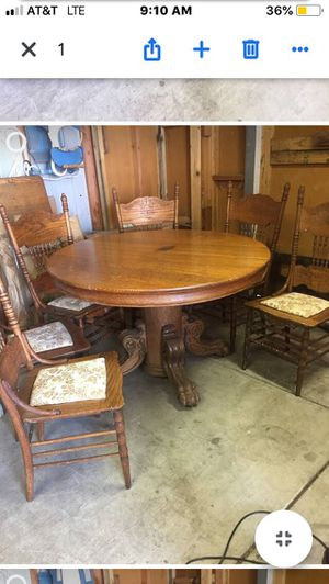Round Table Watsonville Ca.New And Used Antique Table For Sale In Salinas Ca Offerup