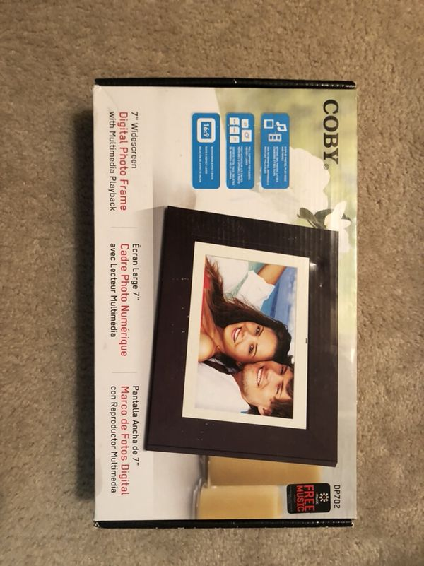 Coby digital photo frame for Sale in Absecon, NJ - OfferUp