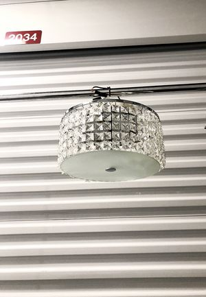 light fixture in excellent condition for Sale in Washington, DC